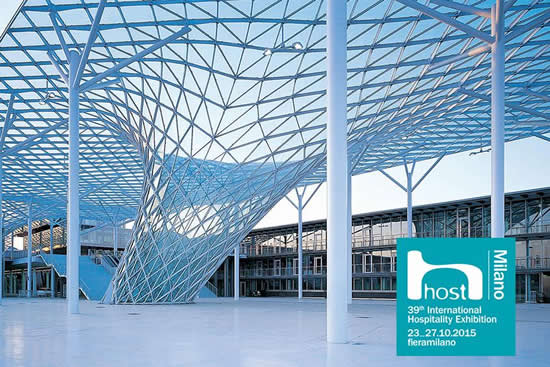 Fiera Host 2015 - Salone Internazionale Dell'ospitalità Professionale