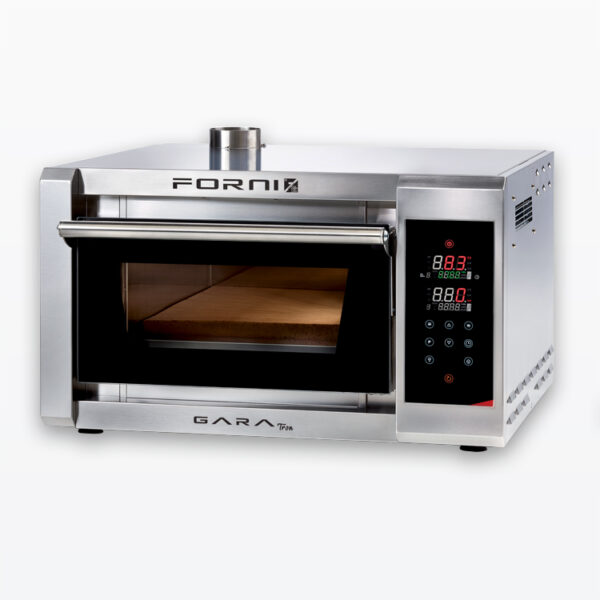 FORNO A CONTROLLO DIGITALE PER 1 PIZZA