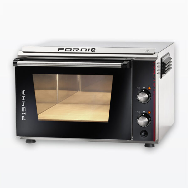 Forno a camera alta per 1 pizza